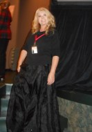 Norma Center, Easter Seals of North GA Director. Hair and makeup by me