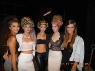 Models preshow